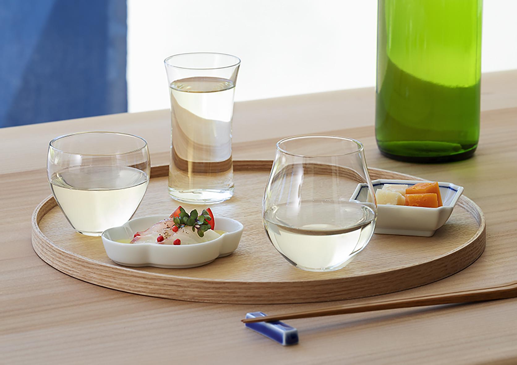 日本酒の個性を愉しむクラフトサケグラス