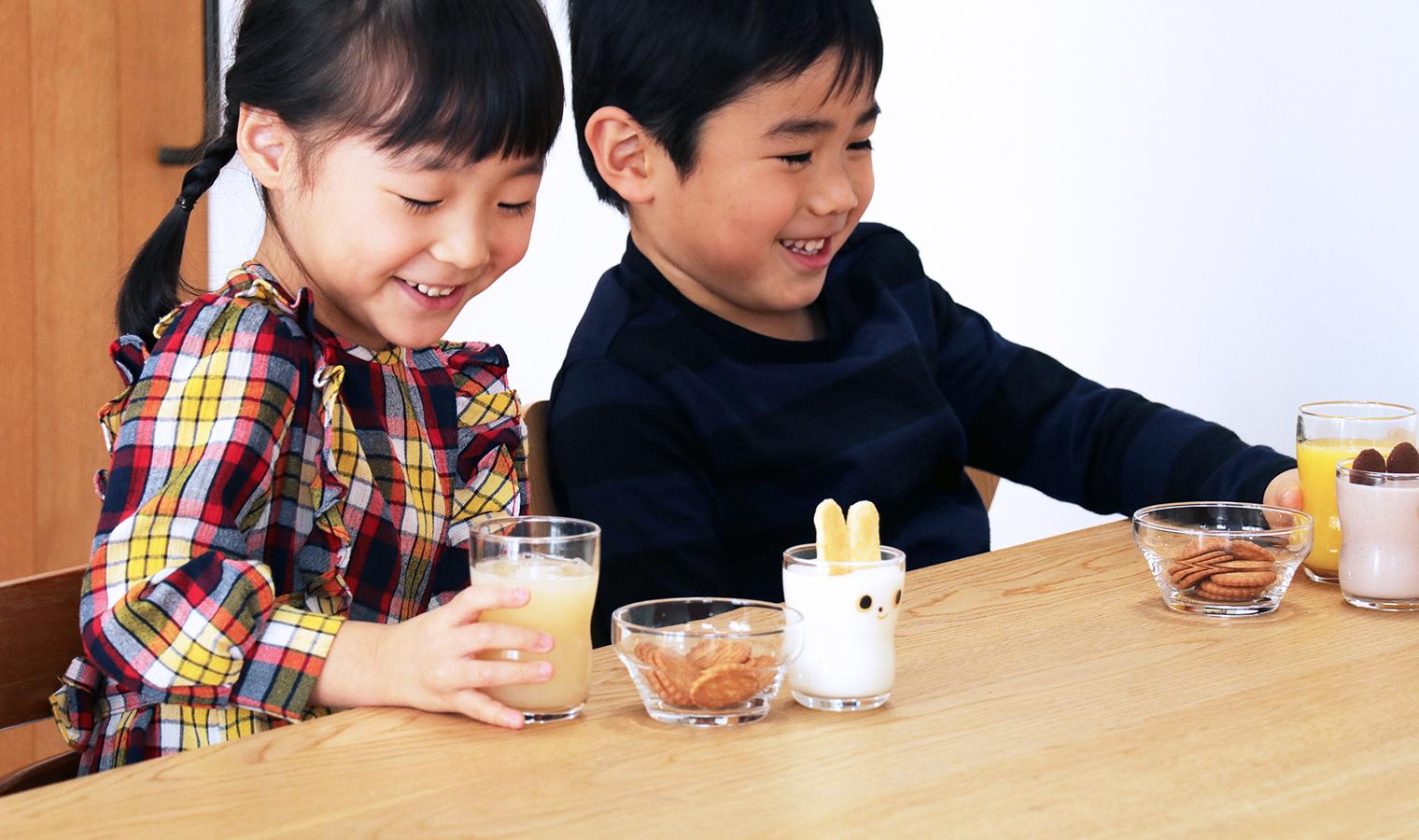 子供のためのグラス〜つよいこグラス〜