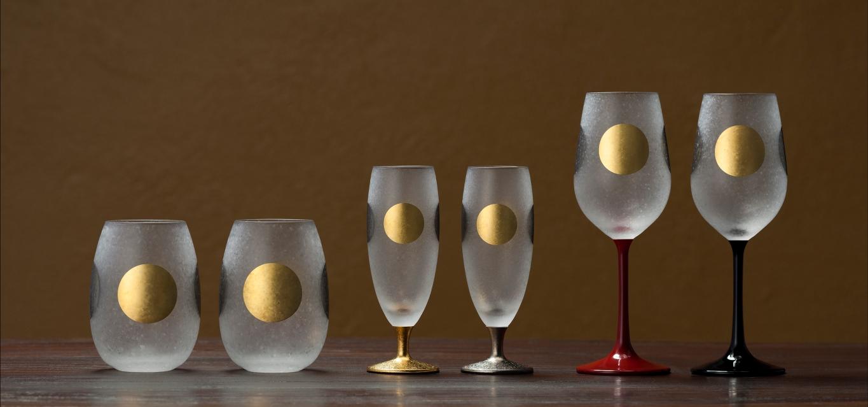日月 |The Premium Nippon Taste |日本製|ガラス食器ブランド ADERIA|アデリア