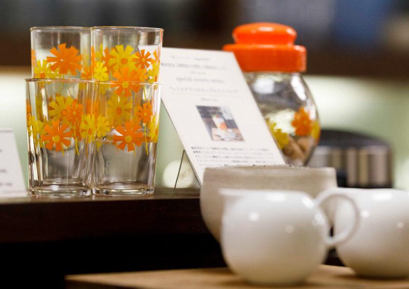 純喫茶と昭和グラスの良い関係