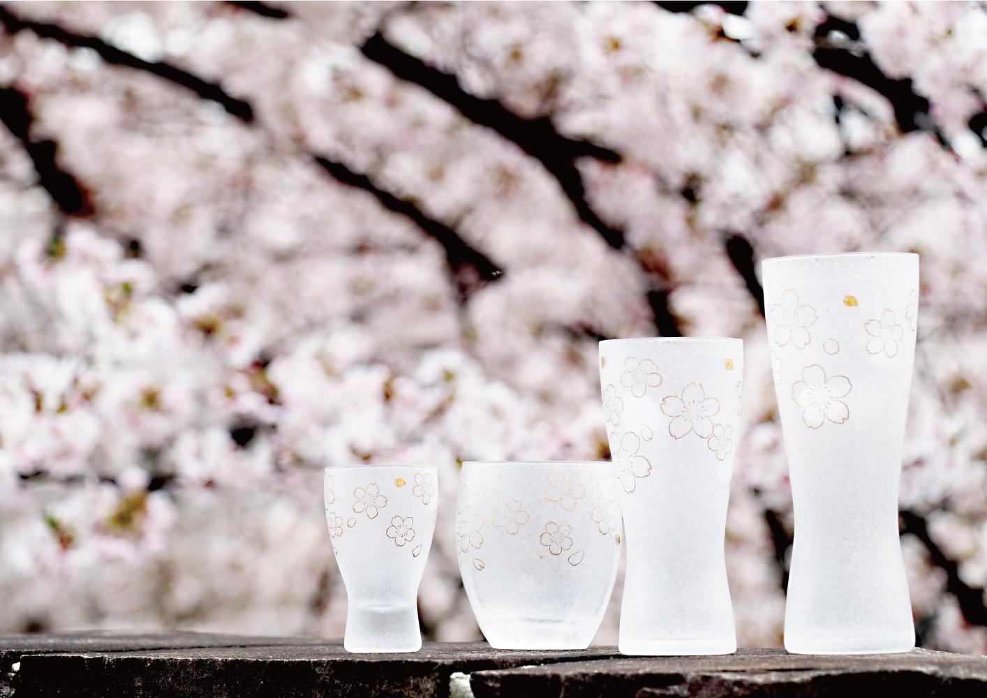 """食卓に""""春""""を呼ぶ、ADERIAのおすすめ桜アイテム"""