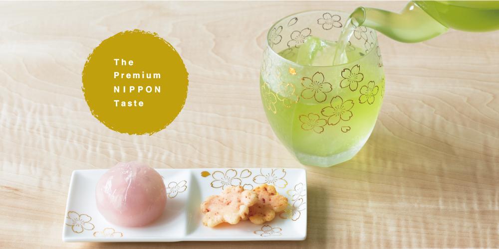 The Premium Nippon Taste ADERIA×NARUMI|日本製|ガラス食器ブランド ADERIA|アデリア