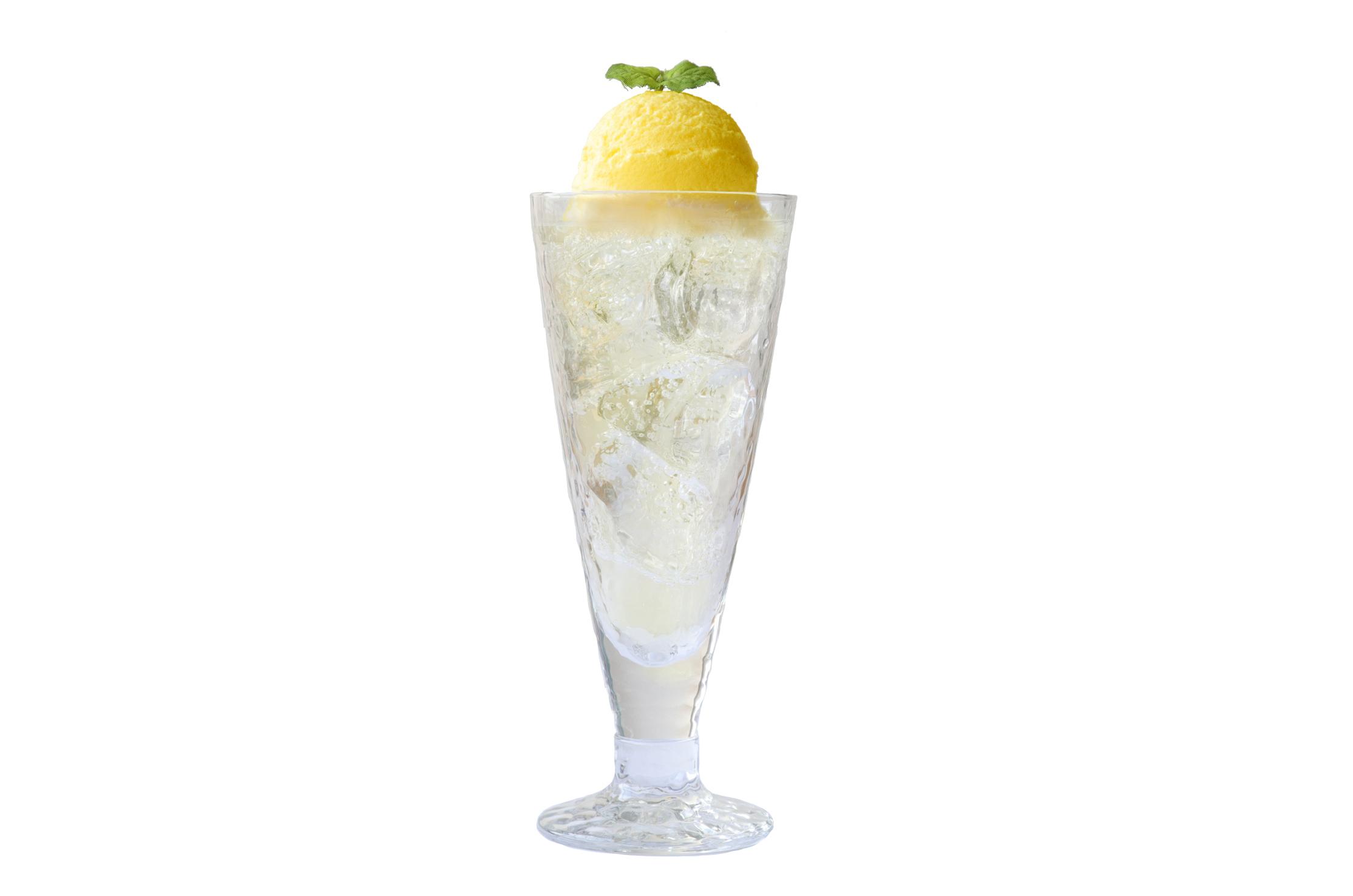 レモンサワーシャーベット