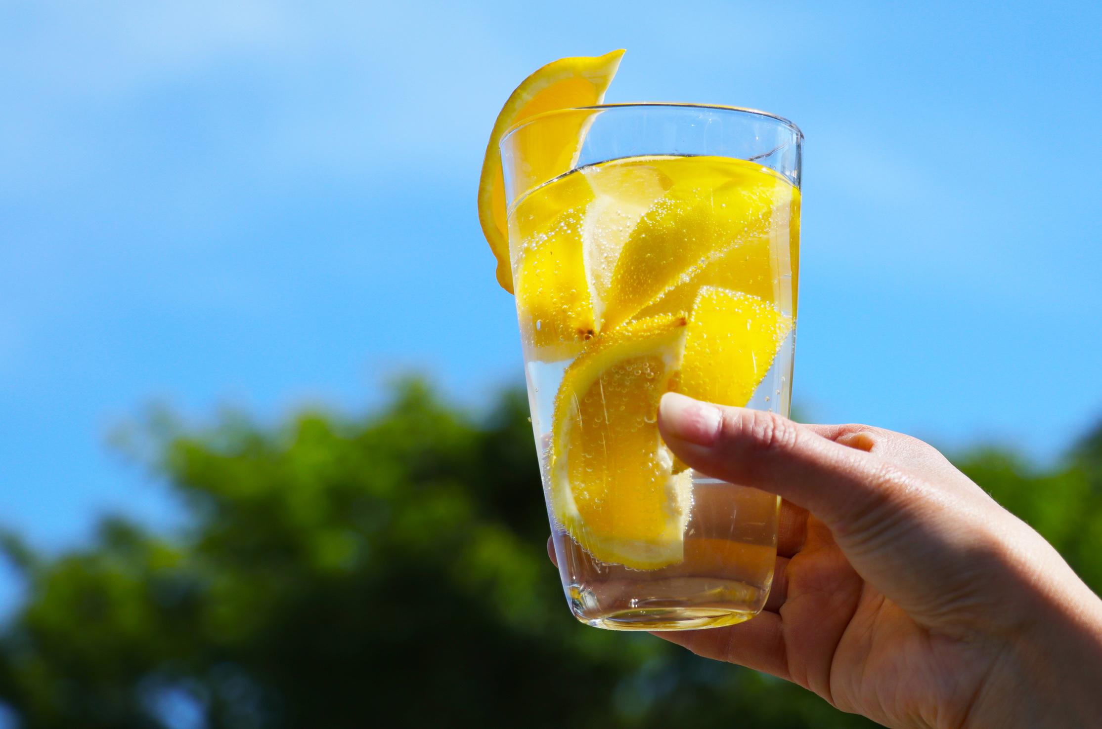 冷凍レモンサワー