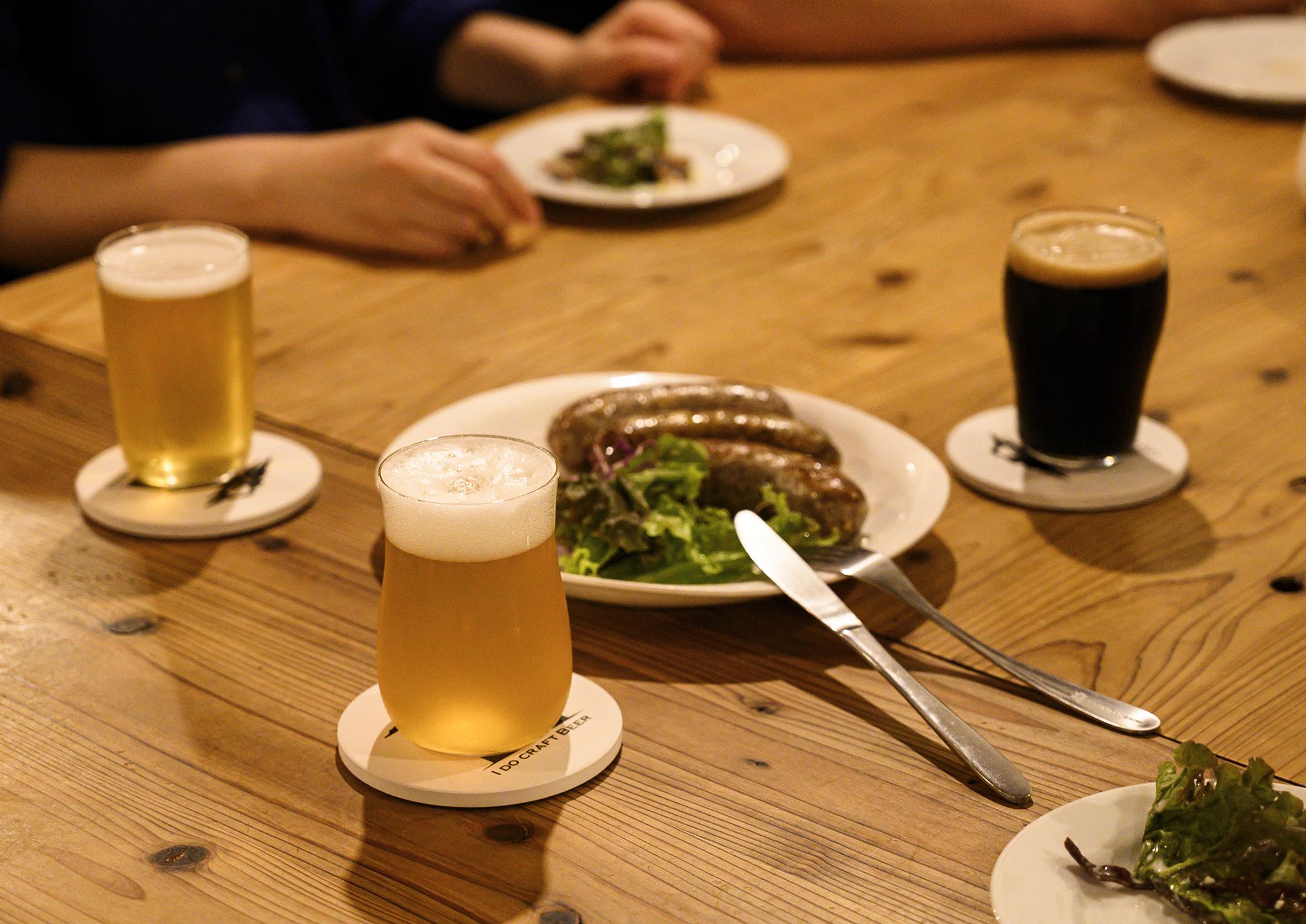 「Be Easy Brewing」クラフトビールを巡る旅