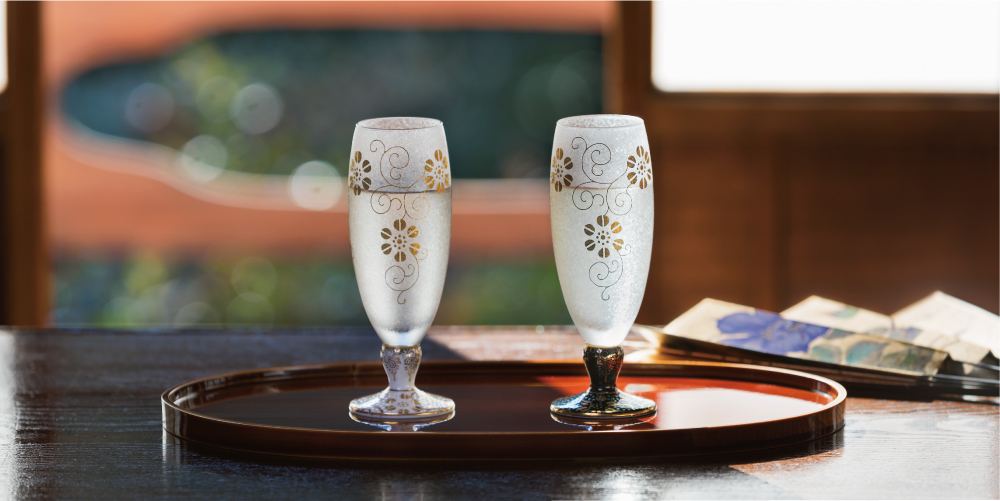 みぞれ九谷|The Premium Nippon Taste | 日本製