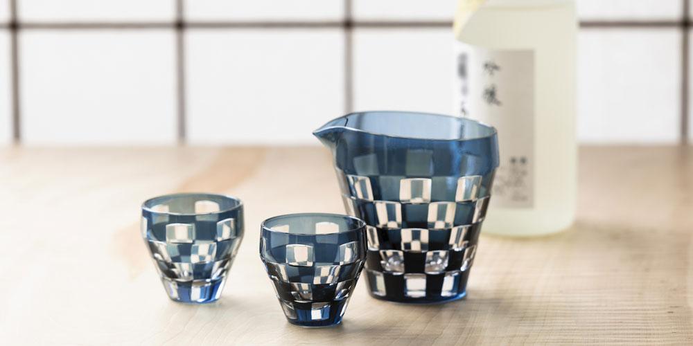 ICHIMATSU|ガラス食器ブランド ADERIA|アデリア