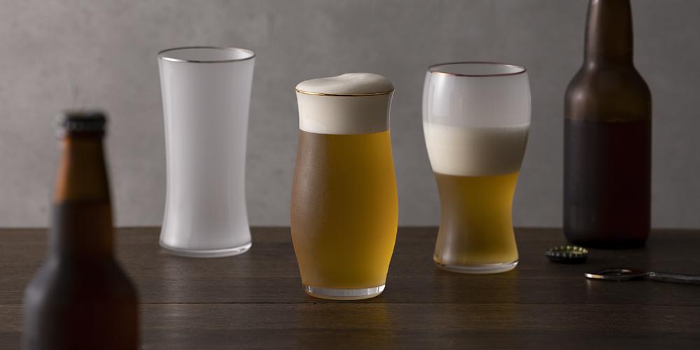 BEER PRIZE 泡づくり|ビアプライズ泡づくり|日本製|ガラス食器ブランドADERIA|アデリア