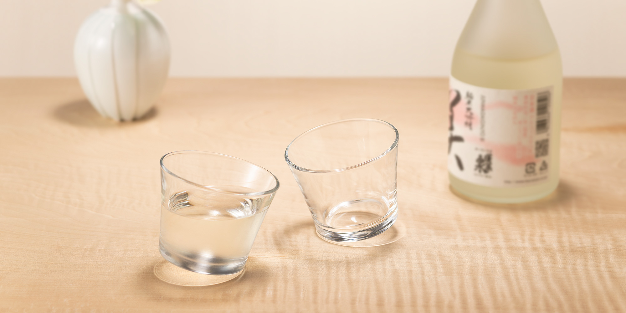 ゆらりゆらり|日本製|ガラス食器ブランド ADERIA|アデリア